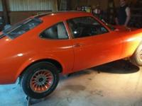 1973 Opel GT for sale (WA) - $17,900. Beautiful in