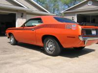 This Pro-Touring 73 Cuda with 1600 proven miles was a