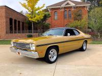 1973 Plymouth Duster 360 Tribute car Engine/Drivetrain