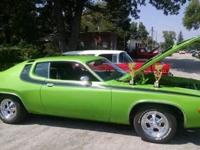 1973 Plymouth Roadrunner (NE) -$15,999 AWARD WINNING