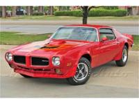 We liked our last 1973 Firebird Trans Am so much we