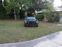 1973 Pontiac Trans Am A few small rust area's around