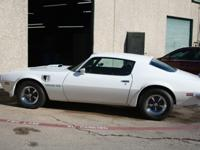 1973 Pontiac Super Duty SD-455 Trans Am - 31k originalA