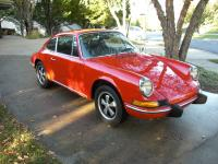 A rare find. A rust free, original long nose 911 with