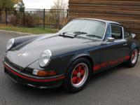 1973 Porsche 911 carrera RS Tribute   DISPLACEMENT 2.7