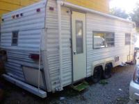 I have a 1973 Terry Camper. Needs a little work, but I