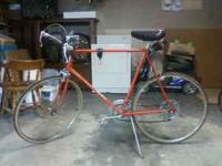 i have a red 1973 schwinn continental for sale in good