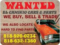 1973 TO 1977 EL CAMINO BED MOLDINGS START AT $ 60.00