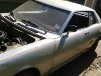 I'm selling a Classic 1973 Toyota Celica ST. A really