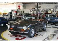 Beautifully Restored 1973 Trimuph TR6