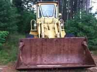 FOR SALE: 1973 Trojan 2000 Loader, Cummins Engine with