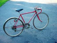1973 VINTAGE SCHWINN VARSITY 10 SPEED BICYCLE Serial
