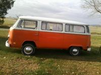 1973 VW Bus for sale (PA) - $9,900. '73 VW Bus Project