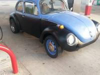 I have a 1973 Volkswagen Super Beetle Factory Sunroof..