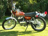 Beautifully Restored and Highly Collectible 1973 360