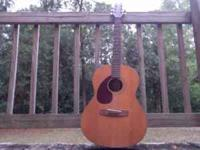 Great guitar, has a few minor scratches and dings on