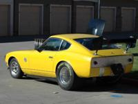 Up for sale is a resto-modded classic fastback z car