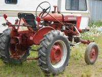 I have a 1974 140 International Tractor. My impulse buy