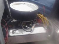 Great boat ford 302 v-8 inboard, volvo outboard minor