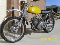 Description Year: 1974 Condition: Used 1974 AJS Stormer
