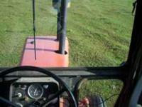 We have a 200 Allis Chalmers 106 hp diesel tractor for