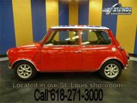 1974 Austin Mini Cooper Sport for sale! This is one