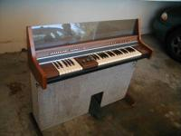 Offering a 1974 BALDWIN Fun Machine Organ Synthesizer
