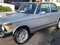 Rare AUTOMATIC! Polaris 1974 BMW automatic. Current