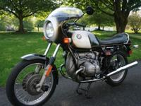 1974 BMW R90S Excellent Running ConditionFor a faster