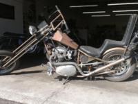 Time to let go of my 74 BSA Chopper. Has a brand new