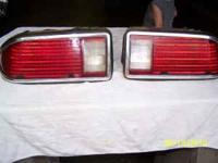 1974 Camaro Tail Lights Complete Pick Up only  Dover,