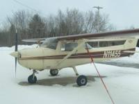 1974 Cessna 150l This plane is fun to fly , TTAE9265.1,