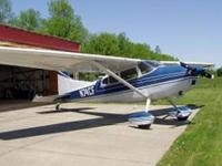 N74CF; 2354 TT; 1022 SMOH,377 SPOH; VFR; 6 Seats; Float