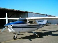 1974 T-210L, 1790 TT, 5 SMOH. No Damage. Robertson