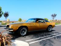 THIS IS A VERY SPECIAL CAR, IT IS A TRUE 1974 Z28