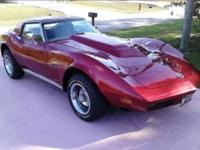 Here's a super duper nice one for all you Vette