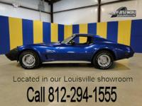 1974 Chevrolet Corvette Stingray. This Vette is painted