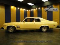 1974 Chevrolet Nova hatchback. Powered by a 350 CID V8