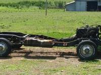 Selling a 1974 Chevy Rolling Chassis with a new set of