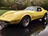 1974 Chevy Corvette for sale (PA) - $16,900. '74
