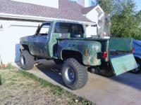 1974 Chevy K10 step side 4x4, New 350 motor 400 hp. (8