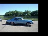 1974 Chevy Nova. All initial. 183,000 miles. Second