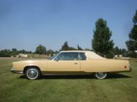 Options Included: 1974 Chrysler Imperial Lebaron Two