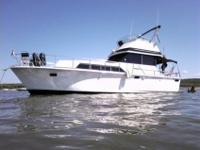 1974 Concorde Sedan Flybridge 35' Motoryacht $5200 This