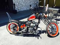 1974 Custom Built Motorcycles Shovelhead Bobber Fresh