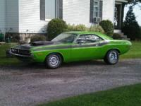 1974 Dodge Challenger for sale (MI) - $26,500. Simply