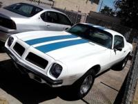 considering selling or trading my 74 Firebird project