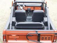 Make: Ford Interior Color: Orange and BlackModel: