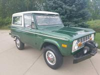 1974 Ford Bronco with only 12300 original miles it is a