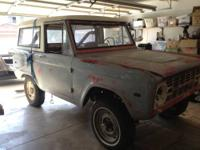 1974 Ford Bronco ? 4 x 4 ? 302 ci ? 3 speed auto trans